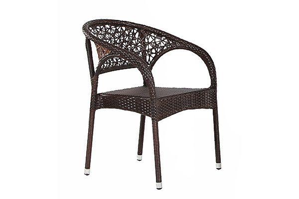 Кресло МИК Y90 MK-3615-BR Темно-коричневый