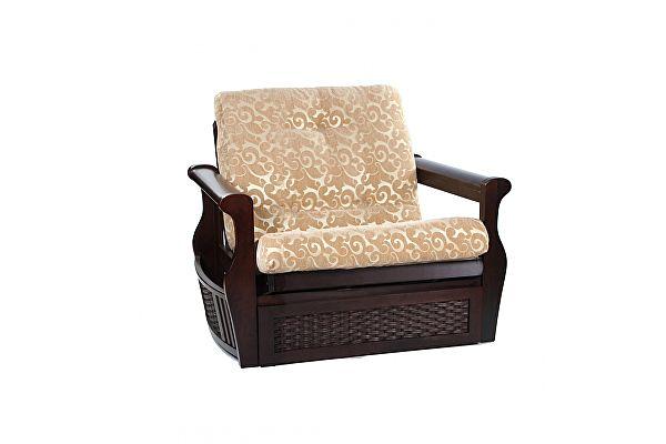 Кресло с ящиком МИК Мебель Java LB 2074 D MK-2612-JA