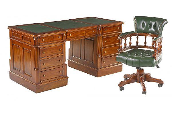 Стол письменный МИК Мебель MJ 489 MK-2438-NM