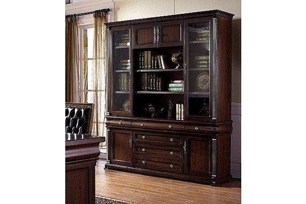 Шкаф книжный МИК Мебель 9901 MK-1708-DN
