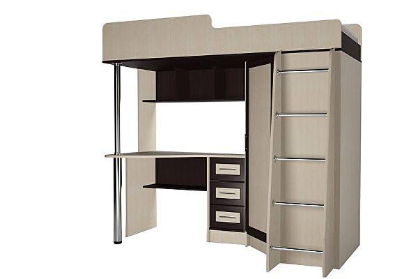 Кровать двухъярусная Мебелайн-2