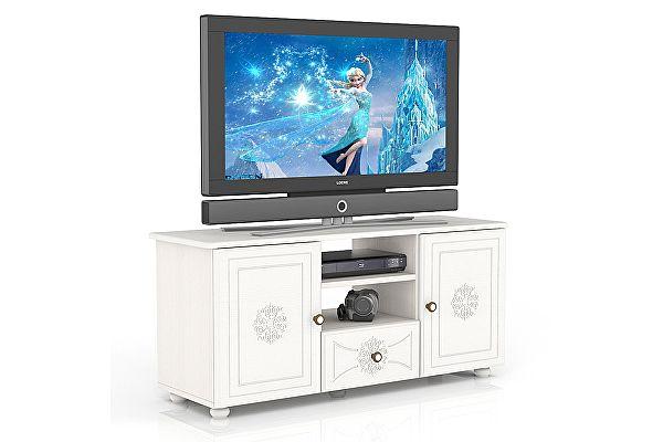 Тумба под телевизор классика Мебельный двор Онега ТВ-1