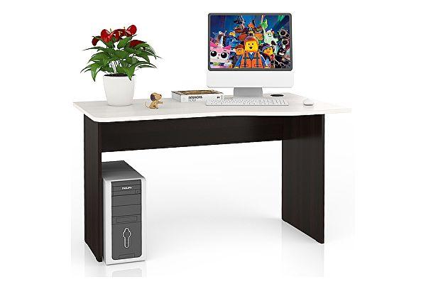 Стол письменный Мебельный двор С-МД-1-04 универсальная сборка