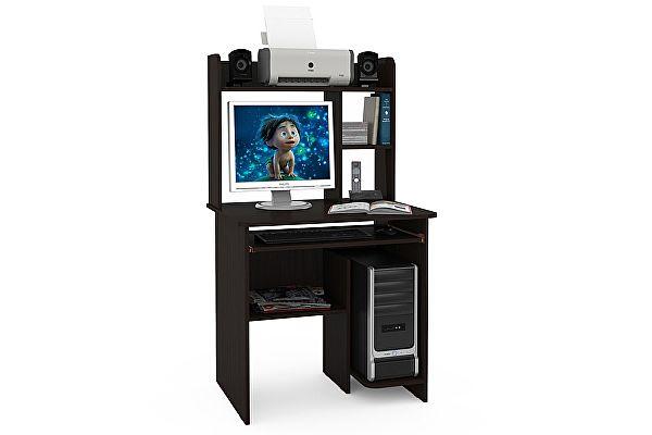 Маленький компьютерный стол Mobi Комфорт 3 СК