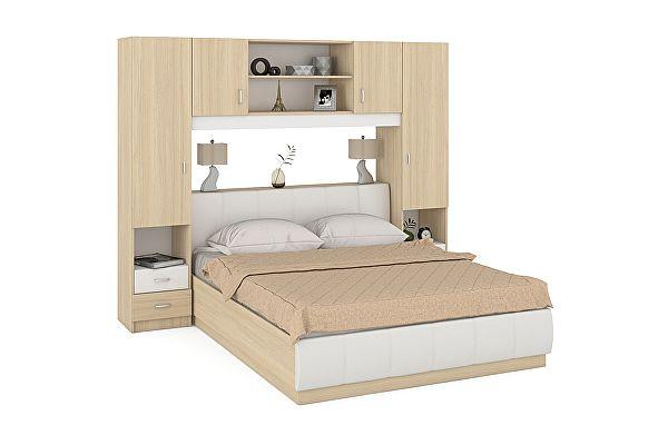 Комплект Mobi Линда кровать 1400 314+313-140+301-140+303-140+314