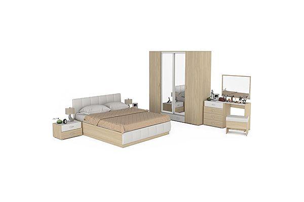 Спальня Mobi Линда 01 310+300+307-02+311+308+303-160+308