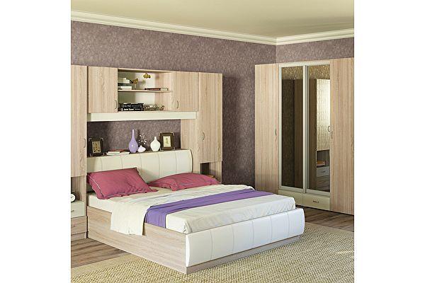 Спальня Mobi Линда 02 314+313-140+301-140+303-140+314+312