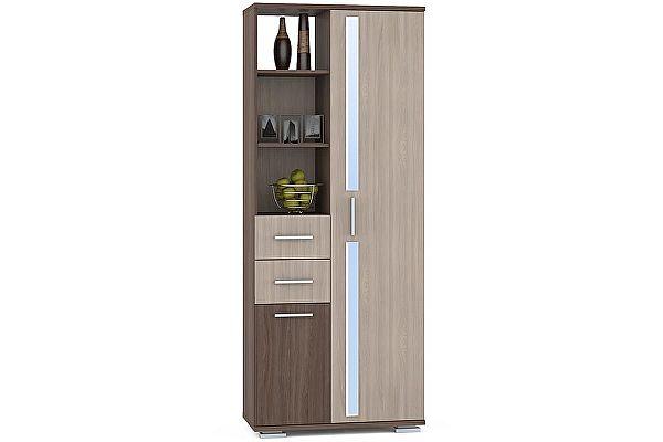 Шкаф-стеллаж Mobi Дарси 1