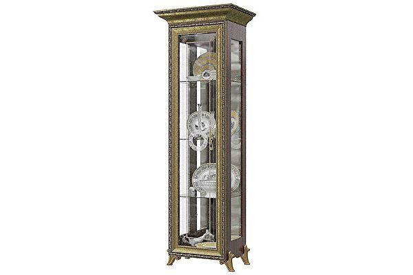 Шкаф Мэри-Мебель Версаль ГВ-01 №1 1-дверный универсальный (без короны)