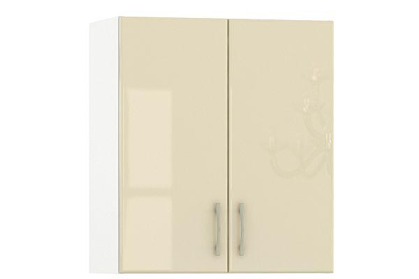 Шкаф навесной Mobi Сандра 600 2 двери, можно сушку установить