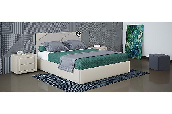 Кровать Moon Trade Альба Модель 1206, 160х200