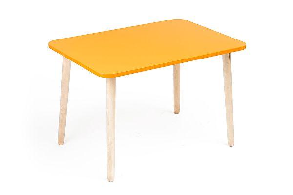 Детский столик Polli Tolli Джери оранжевый