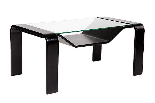 Прямоугольный журнальный столик Мебелик Гурон 1