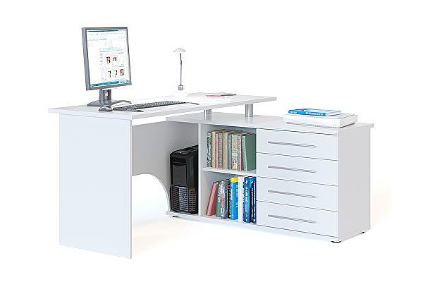 Угловой компьютерный стол Сокол КСТ-109