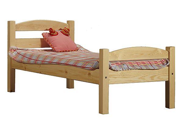 КроватьTimberica Классик детская (спинка дуга)