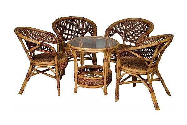 Комплект садовой мебели Tetchair Pelangi
