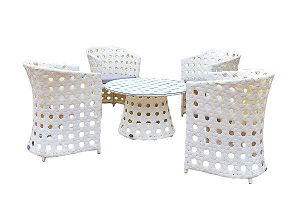 Комплект плетеной мебели Kvimol KM0009