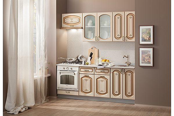 Кухонный гарнитур Мебельсон Венеция К3