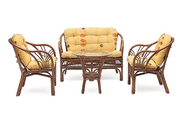 Комплект плетеной мебели Tetchair BOGOTA