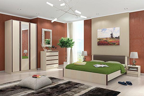 Спальный гарнитур СтолЛайн Новелла К1
