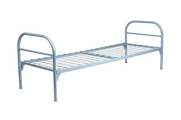 Металлическая кровать Метмебель КМ18