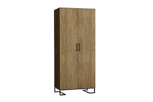 Шкаф для белья 2-створчатый без зеркал R-Home Loft