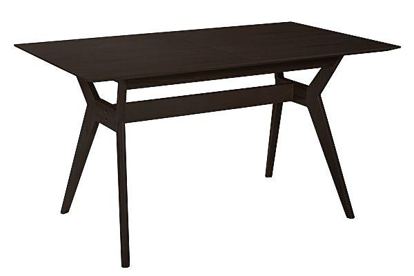 Обеденный стол раскладной R-Home Нарвик Венге, 140 см