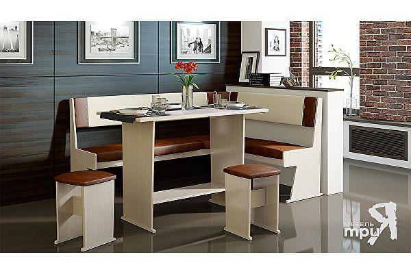 Кухонный уголок Трия Амиго МФ-104.001
