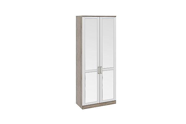 Шкаф для одежды с 2-мя зеркальными дверями Прованс СМ-223.07.024