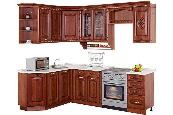 Кухня Витра Глория 6 угловая (170х240)