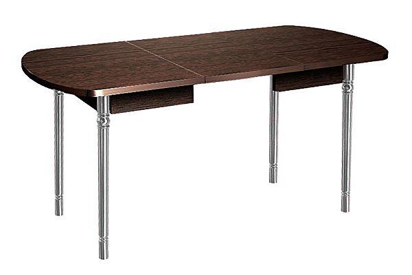 Кухонный стол с ящиками раскладной Орфей 10