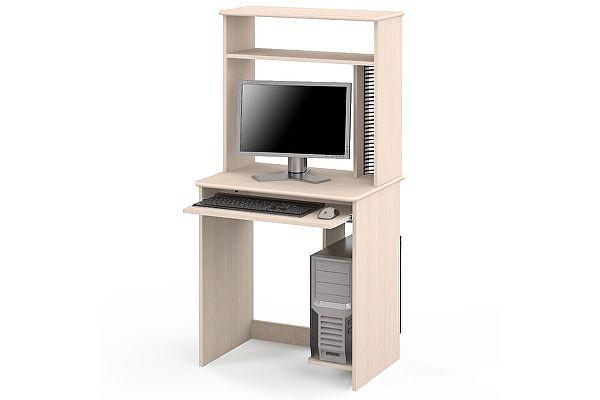 Компьютерный стол с надстройкой Смоленск МФ СК-02