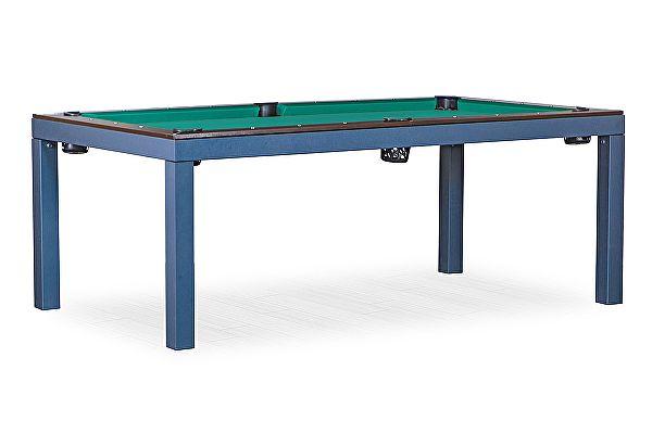 Бильярдный стол для пула Weekend Billiard Company Evolution High Tech ЛДСП 6 футов (столовая покрышк