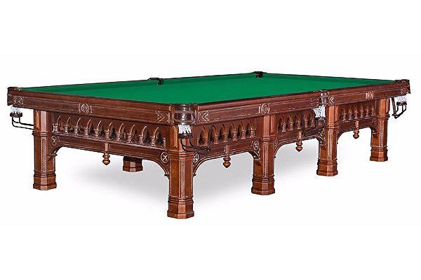 Бильярдный стол для русского бильярда WeekEnd Gothic 10 футов (6 ног)