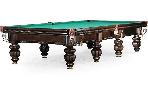 Бильярдный стол для снукера WeekEnd Tower 12 футов (черный орех)