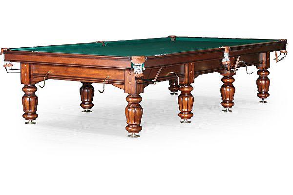 Бильярдный стол для русского бильярда WeekEnd Classic II 12 футов (орех)