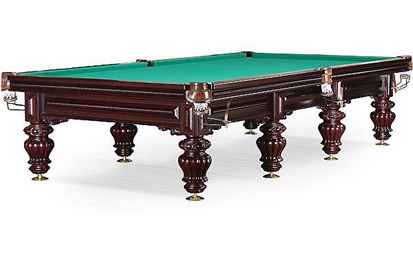 Бильярдный стол для русского бильярда WeekEnd Turin 12 футов (вишня)