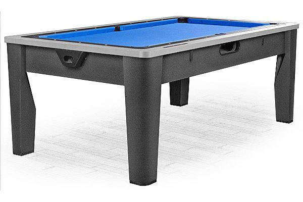 Многофункциональный игровой стол 6 в 1 WeekEnd Tornado (черный)