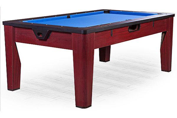 Многофункциональный игровой стол 6 в 1 WeekEnd Tornado (коричневый)