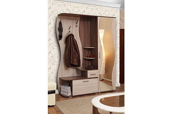 Прихожая Олимп-Мебель Визит-М10 (без шкафа)