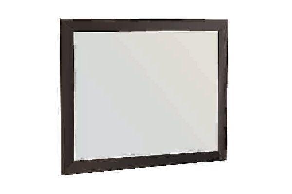 Зеркало навесное Олимп-Мебель Волжанка (800х24х600 мм)
