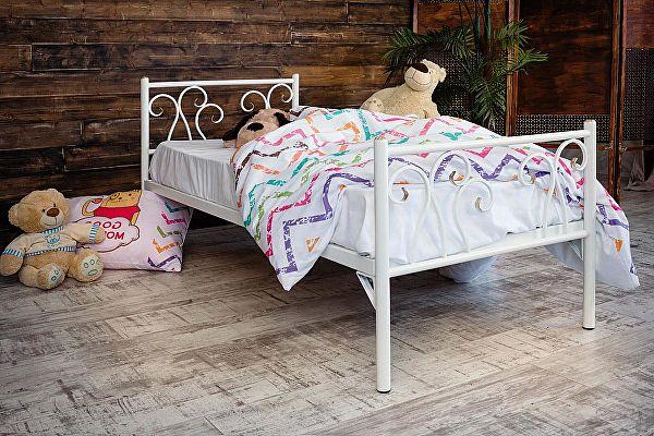 Детская металлическая кровать Francesco Rossi Лацио kids
