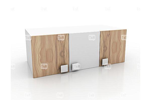 Шкаф-антресоль Tomy Niki Lucas Oak L30 3х дверный