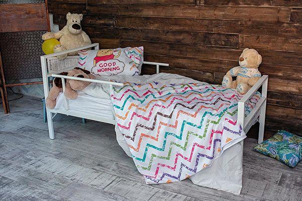 Детская металлическая кровать Francesco Rossi Аристо kids
