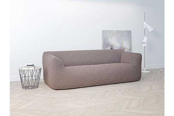 Чехол на трехместный диван Dreamline 160-210 см