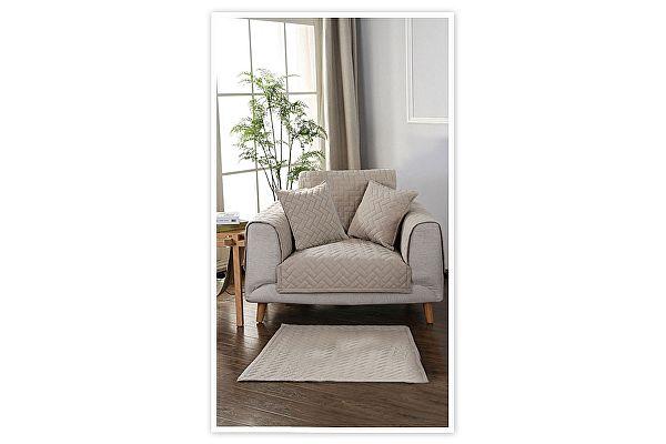 Комплект накидок на кресло Медежда Корфу