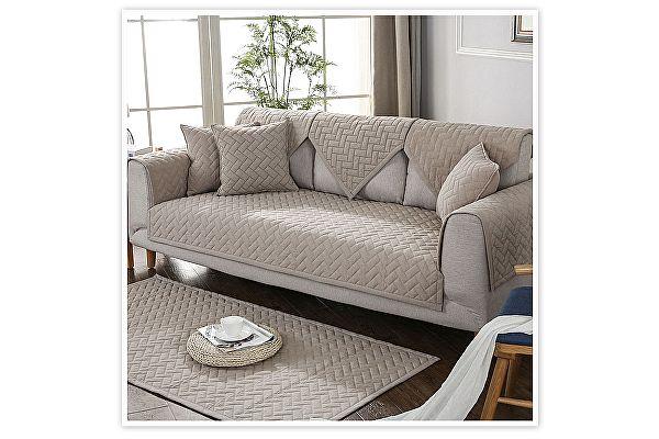 Комплект накидок на трехместный диван Медежда Корфу