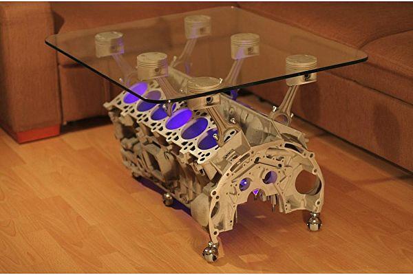 Журнальный стол Rolling Stol V12