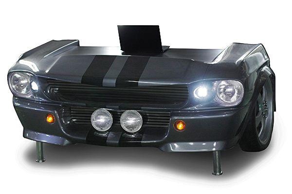 Стол Rolling Stol Ford Mustang (1967 г) цвет на заказ, с подсветкой