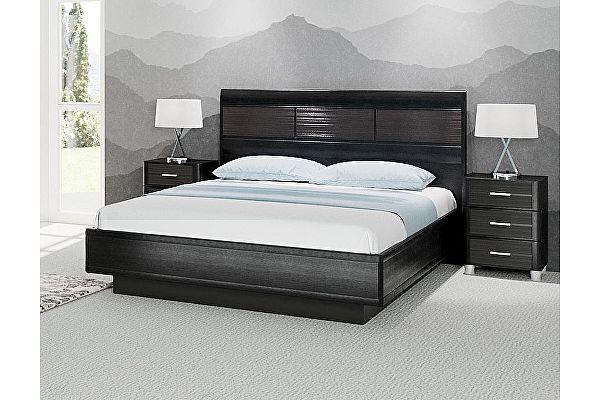 Кровать Лером Камелия КР-1704 (180) с ПМ